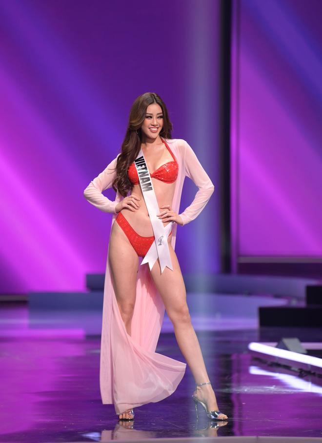 Rầm rộ bảng điểm đêm Bán kết Miss Universe và thứ hạng cao ngất của Khánh Vân theo Missosology, thực hư ra sao? - Ảnh 3