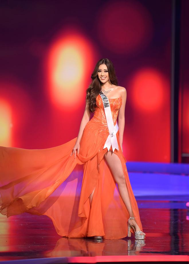 Rầm rộ bảng điểm đêm Bán kết Miss Universe và thứ hạng cao ngất của Khánh Vân theo Missosology, thực hư ra sao? - Ảnh 4