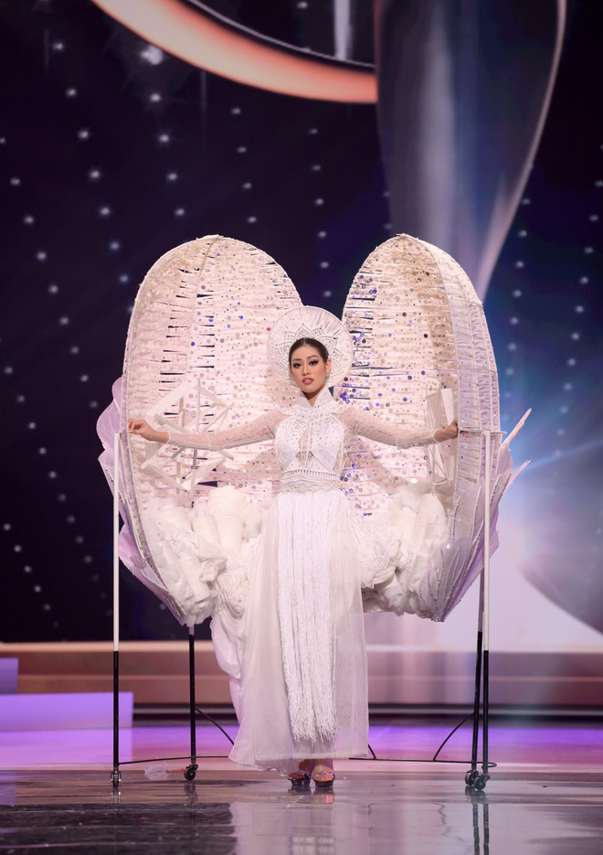 Rầm rộ bảng điểm đêm Bán kết Miss Universe và thứ hạng cao ngất của Khánh Vân theo Missosology, thực hư ra sao? - Ảnh 5