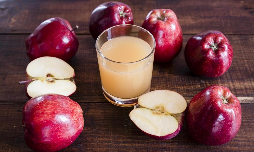 6 công dụng tuyệt vời mà nước ép táo đem lại cho bà bầu - Ảnh 1