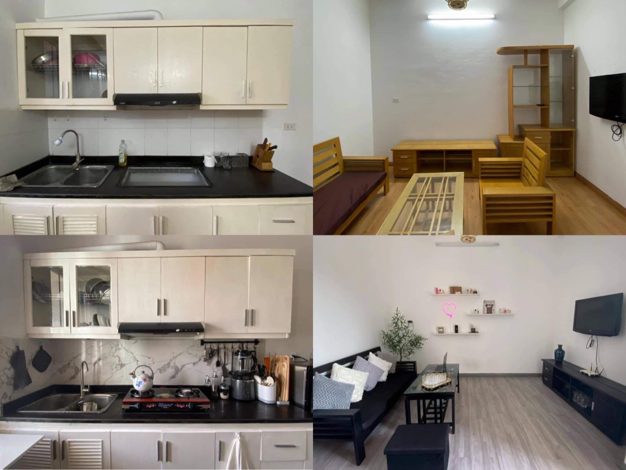 Đôi vợ chồng Hà Thành 'biến hóa' căn hộ chật hẹp trở nên RỘNG THÊNH THANG nhờ mẹo nhỏ vô cùng đơn giản này