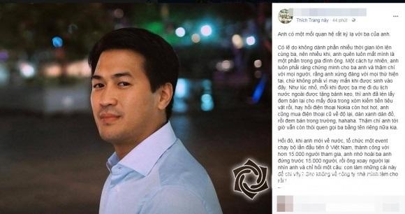 Mối quan hệ kỳ lạ giữa bố chồng Hà Tăng - ông Johnathan Hạnh Nguyễn và con trai Phillip Nguyễn - Ảnh 2