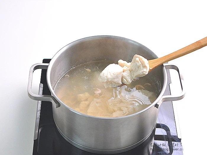 Món súp này ăn khuya hay ăn sáng đều cực đỉnh, nhẹ bụng lại giúp da dẻ căng mịn đẹp xinh - Ảnh 5