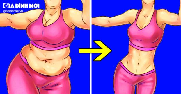 4 bài tập Tabata giúp bạn giảm mỡ bụng, giảm cân thần tốc chỉ với 4 phút mỗi ngày - Ảnh 1