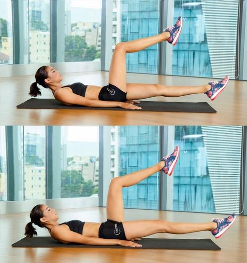 4 bài tập Tabata giúp bạn giảm mỡ bụng, giảm cân thần tốc chỉ với 4 phút mỗi ngày - Ảnh 4