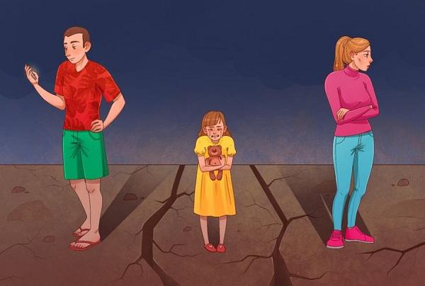 7 cách làm cho thấy cha mẹ chưa trưởng thành về cảm xúc - Ảnh 1