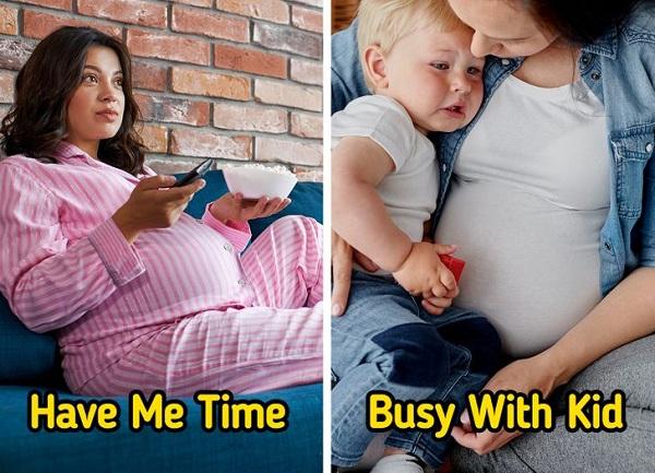 9 điều mẹ bầu cần biết khi mang thai lần 2 - Ảnh 1