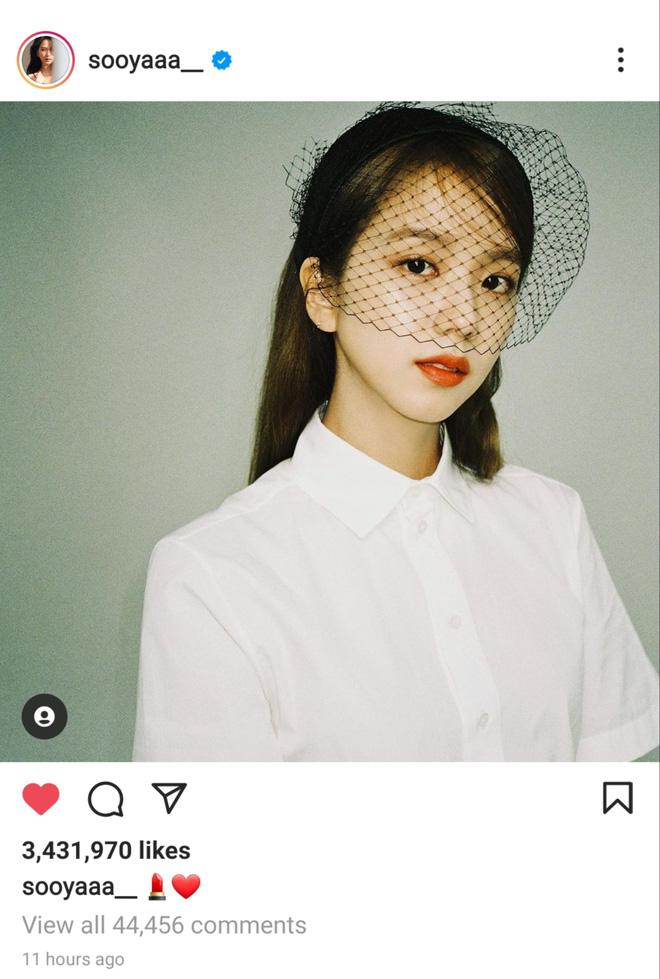 Jisoo (BLACKPINK) gây bão MXH chỉ với 1 bức ảnh: Danh xưng 'Hoa hậu Hàn Quốc' đúng là không tự nhiên mà có! - Ảnh 2