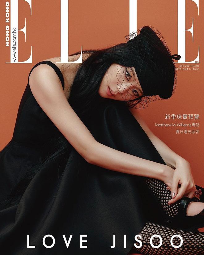Jisoo (BLACKPINK) gây bão MXH chỉ với 1 bức ảnh: Danh xưng 'Hoa hậu Hàn Quốc' đúng là không tự nhiên mà có! - Ảnh 6