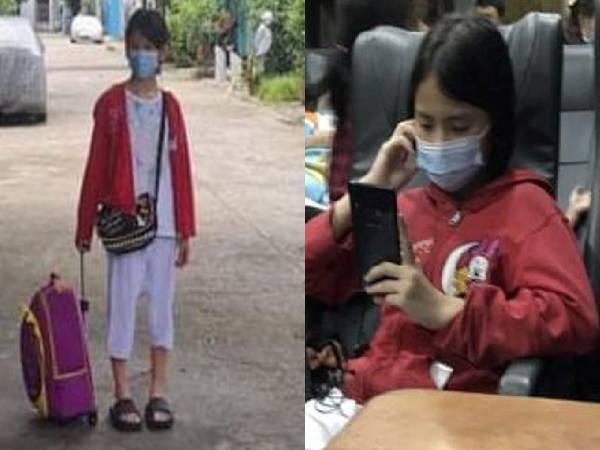 Người thân đi cách ly, bé gái 11 tuổi ở nhà trọ 1 mình suốt 24 ngày, ai cho gì ăn nấy, mẹ ruột mừng rỡ khi con được lên tàu về quê Hà Tĩnh