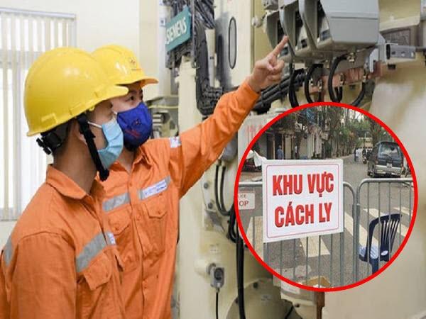 NÓNG: Giảm tiền điện đợt 4 cho người dân khu vực đang giãn cách theo Chỉ thị 16