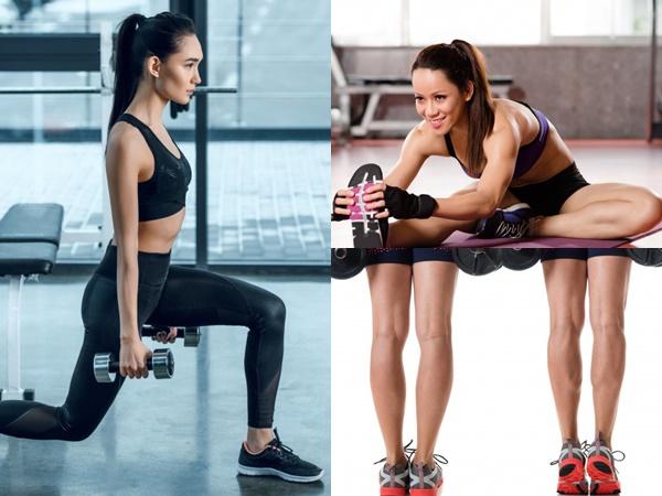 11 bài tập cho phần bắp chân để có chân thon như siêu sao Kylie, Kourtney, Kim và Khloé Jealous
