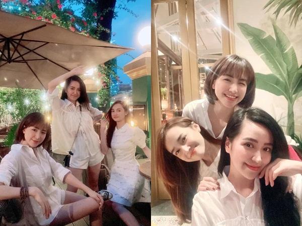 2 mẹ bỉm sữa hot nhất Vbiz hội ngộ: Hòa Minzy trẻ trung như thiếu nữ nhưng Nhã Phương lại chiếm spotlight nhờ chi tiết này