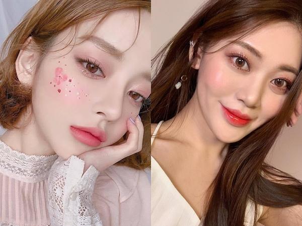 2 tuyệt chiêu trang điểm đôi mắt long lanh của hotgirl Hàn chuẩn bị đón năm mới