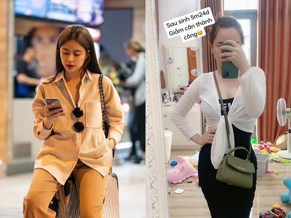 360 độ sao Việt ngày 19/11/2019: Hoàng Thùy Linh diện thời trang sân bay cực chất, Hải Băng khoe thành tích giảm cân