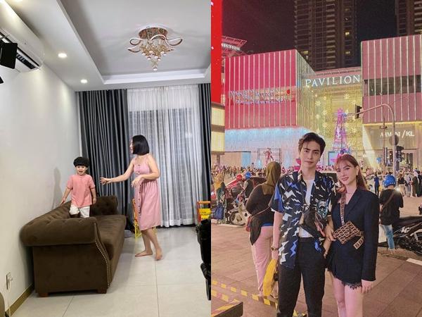 360 độ sao Việt ngày 21/11/2019: Ngọc Lan chia sẻ hình ảnh cùng con hậu ly hôn, Thu Thủy và ông xã tình tứ bên nhau