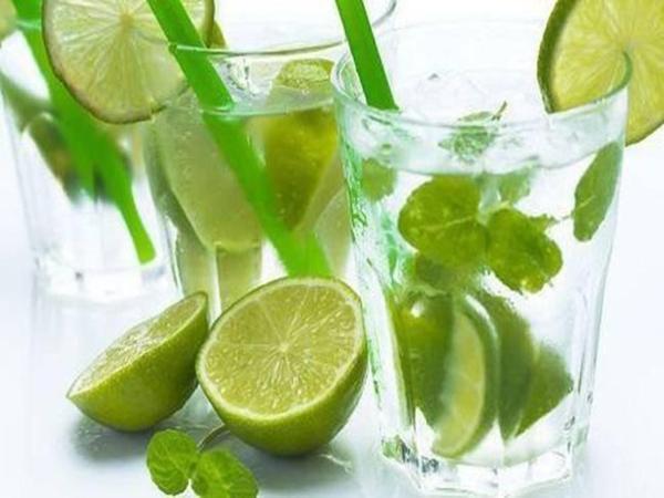 5 công thức pha nước chanh để giảm cân