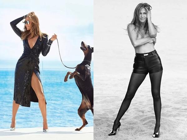50 tuổi, Jennifer Aniston giữ dáng nhờ nhịn ăn gián đoạn
