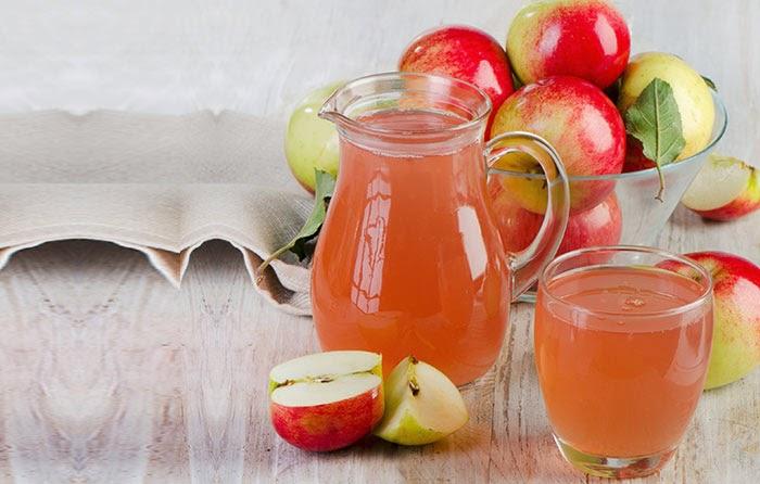 Ăn bánh chưng cả 3 ngày Tết cũng không sợ nổi mụn chỉ với 1 ly nước thanh lọc cơ thể làm từ táo - Ảnh 2