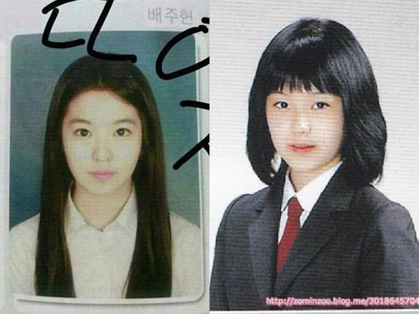 Ảnh tốt nghiệp của idol nữ khi chưa makeup, làm tóc cầu kỳ: Irene như nữ thần, Jisoo lại khác quá khác