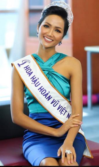 Choáng khi biết danh tính nhân vật bí ẩn giúp H'Hen Niê đoạt vương miện Hoa hậu Hoàn vũ Việt Nam - Ảnh 2