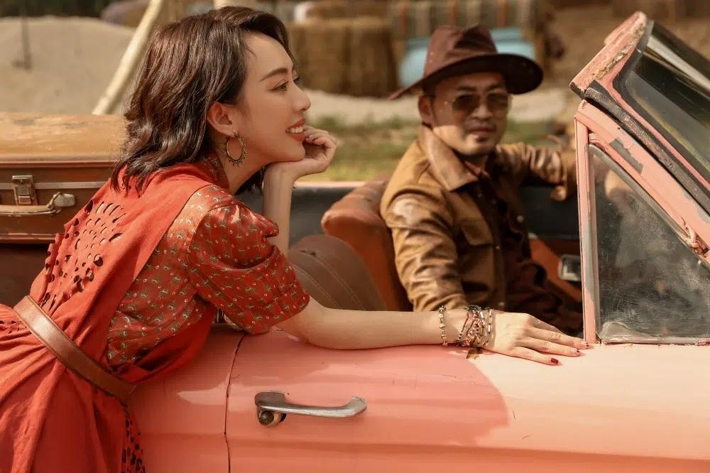 Hẹn hò Thu Trang ở Đà Lạt, Tiến Luật tiết lộ ở nhà không bị vợ ăn hiếp - Ảnh 2