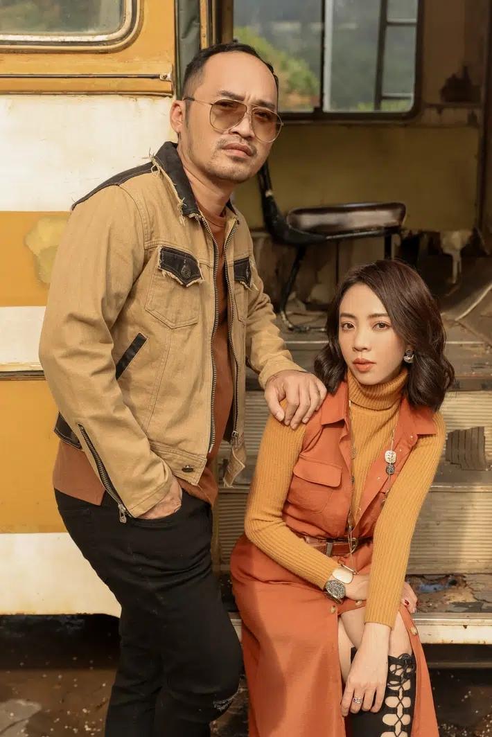 Hẹn hò Thu Trang ở Đà Lạt, Tiến Luật tiết lộ ở nhà không bị vợ ăn hiếp - Ảnh 3