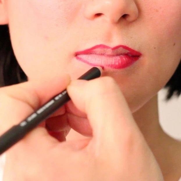 6 sai lầm khi đánh son môi các chị em thường mắc phải - Ảnh 3