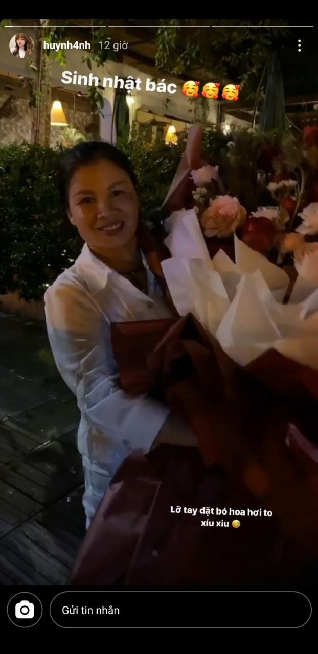 """Bạn gái cầu thủ Quang Hải tặng món quà """"khủng"""" đúng ý mẹ chồng tương lai nhân ngày sinh nhật, dân mạng khen nức nở vì còn trẻ mà rất tâm lý - Ảnh 1"""