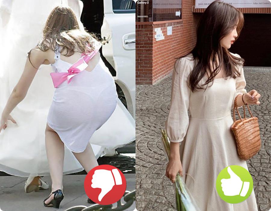 Cứ nghĩ váy áo trắng là thanh lịch duyên dáng nhất rồi, nào ngờ cũng đầy rẫy thảm họa nhé các nàng ơi! - Ảnh 2