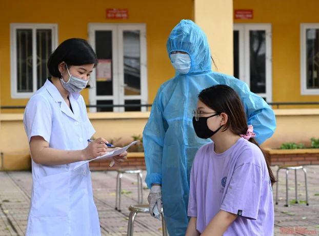 Hà Nội: Hơn 11.000 người về từ Đà Nẵng đã có kết quả xét nghiệm COVID-19 - Ảnh 1