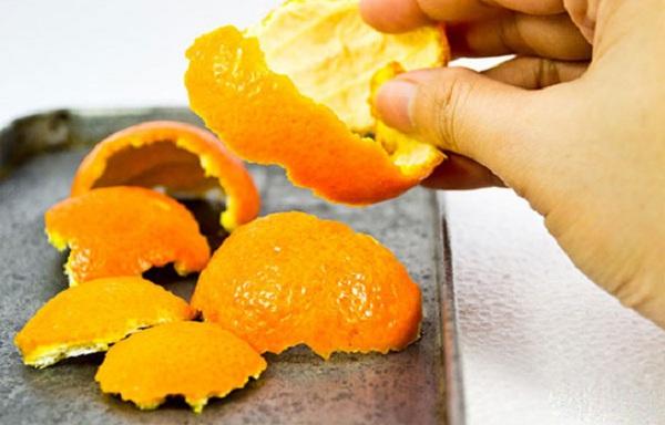 Trị mụn đơn giản, hiệu quả bằng vỏ trái cây - Ảnh 1