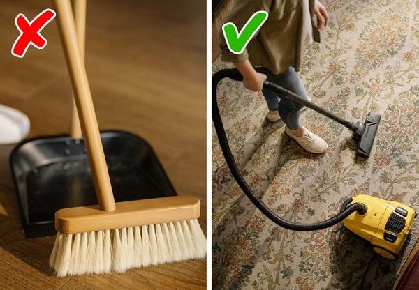 10 sai lầm khi dọn dẹp nhà cửa gây hại cho sức khỏe - Ảnh 1