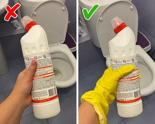 10 sai lầm khi dọn dẹp nhà cửa gây hại cho sức khỏe - Ảnh 3