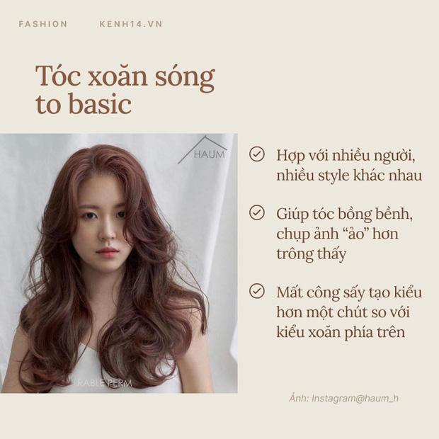 Có 4 kiểu tóc xoăn 'chuẩn Hàn' hội gái xinh cứ thi nhau diện, bạn đu theo đảm bảo lột xác - Ảnh 3