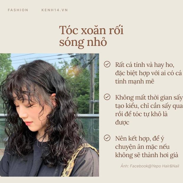 Có 4 kiểu tóc xoăn 'chuẩn Hàn' hội gái xinh cứ thi nhau diện, bạn đu theo đảm bảo lột xác - Ảnh 7