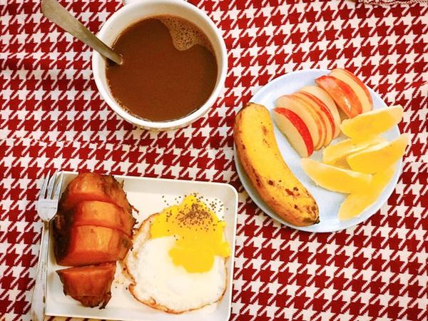 Hội chị em giảm cân không thể bỏ qua loạt thực đơn khoai lang ăn cả tuần không chán do 9X mặt đẹp dáng xinh chia sẻ - Ảnh 4