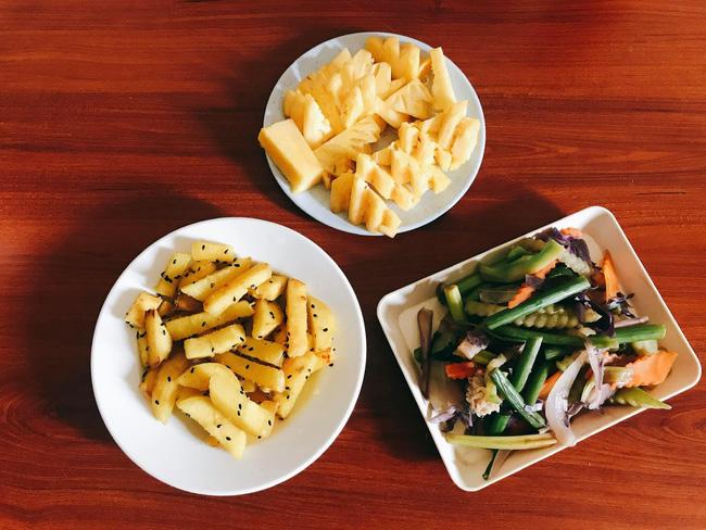 Hội chị em giảm cân không thể bỏ qua loạt thực đơn khoai lang ăn cả tuần không chán do 9X mặt đẹp dáng xinh chia sẻ - Ảnh 6