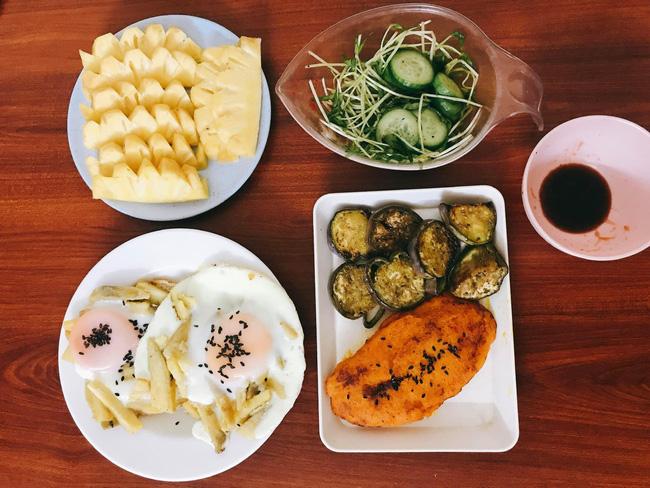Hội chị em giảm cân không thể bỏ qua loạt thực đơn khoai lang ăn cả tuần không chán do 9X mặt đẹp dáng xinh chia sẻ - Ảnh 7
