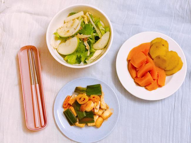 Hội chị em giảm cân không thể bỏ qua loạt thực đơn khoai lang ăn cả tuần không chán do 9X mặt đẹp dáng xinh chia sẻ - Ảnh 9