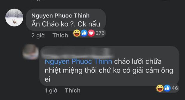 Noo khoe phần 2 màn 'thả thính' nấu cháo với Mai Phương Thúy, netizen 'soi' ra bóng hình người phụ nữ lạ trong gương - Ảnh 4