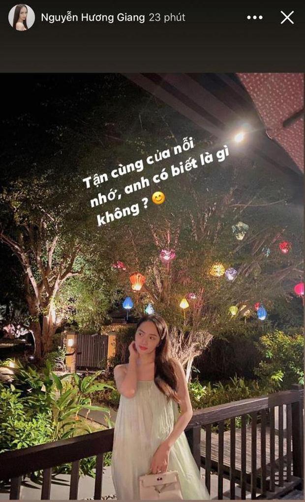 Hương Giang – Matt Liu liên tiếp du lịch riêng, ngày về chung nhà đã gần? - Ảnh 1