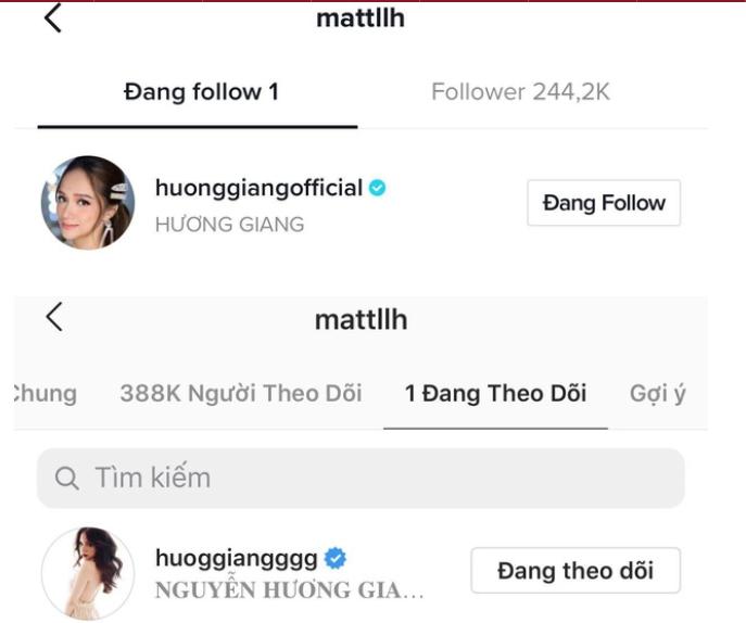 """Matt Liu nhập hội """"chỉ follow mình em"""", nhưng hơn hẳn sao nam khác vì điều này - Ảnh 1"""