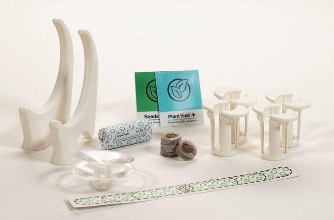 Biến nhà bạn thành một khu vườn sáng bừng sức sống từ những vật dụng tái chế chỉ nhờ bộ dụng cụ đơn giản này - Ảnh 3