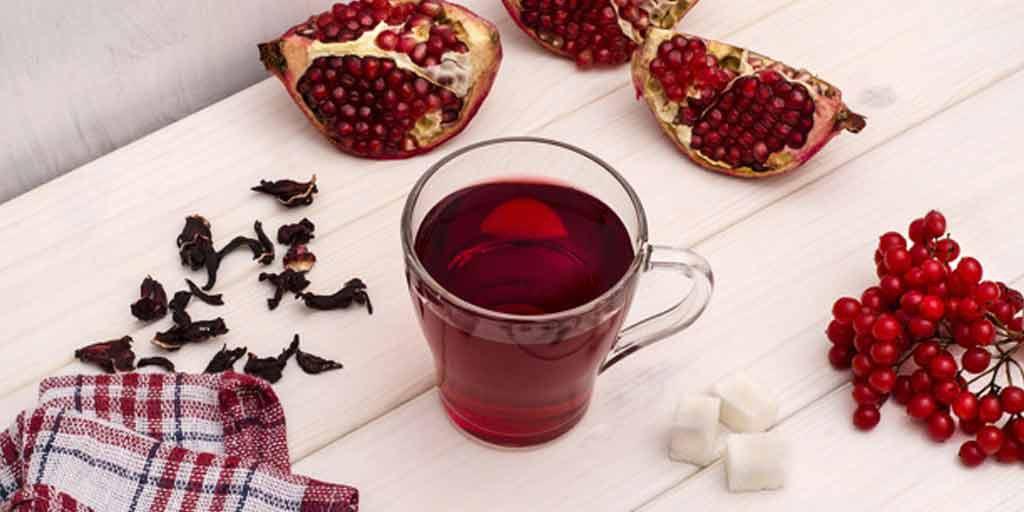 Nhiều người vứt thứ này đi khi ăn lựu mà không biết có thể làm thành trà đem lại 11 công dụng sức khỏe cực đáng gờm! - Ảnh 1