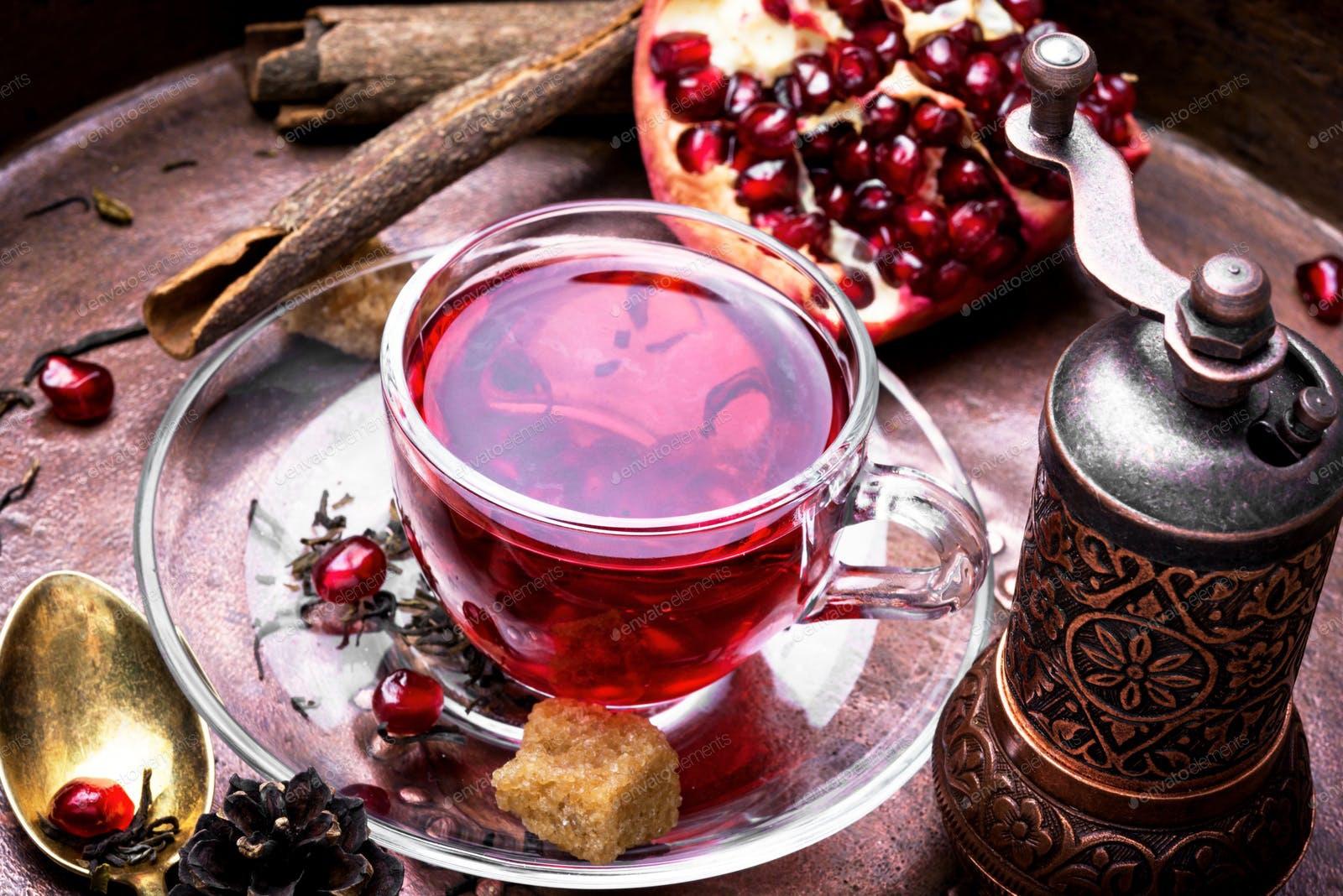 Nhiều người vứt thứ này đi khi ăn lựu mà không biết có thể làm thành trà đem lại 11 công dụng sức khỏe cực đáng gờm! - Ảnh 3