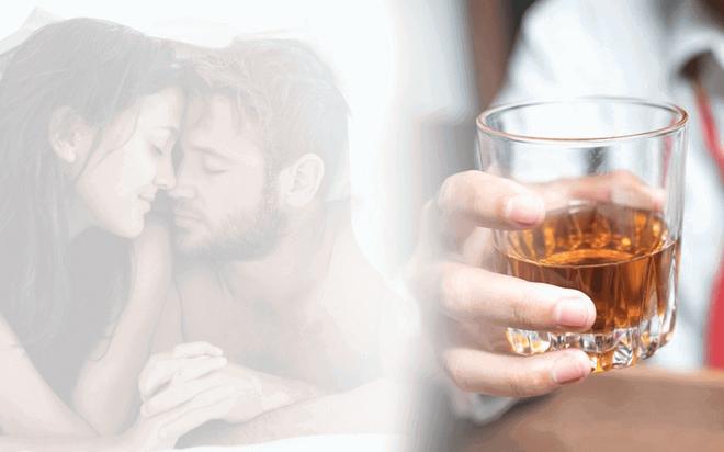 Bia rượu - 'thần dược' hay 'sát thủ' với tình dục? 4 câu trả lời giúp bạn nhìn rõ sự thật - Ảnh 2