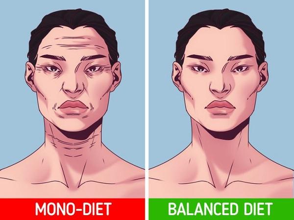 6 yếu tố làm tăng nếp nhăn trên da - Ảnh 5