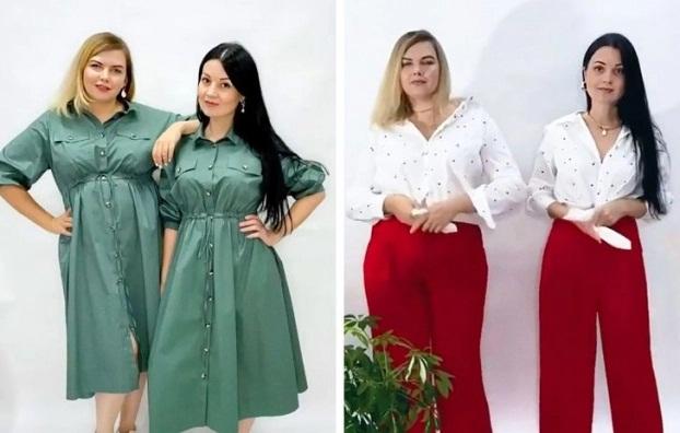 2 cô gái 'mặc chung đồ' chứng minh thời trang không phụ thuộc vào số đo - Ảnh 11