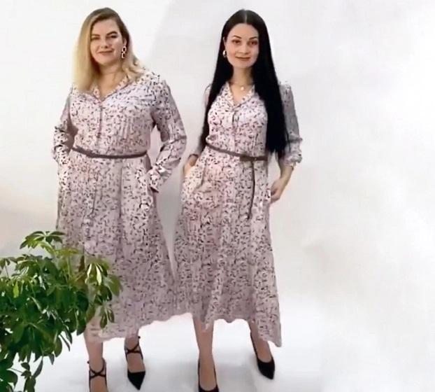 2 cô gái 'mặc chung đồ' chứng minh thời trang không phụ thuộc vào số đo - Ảnh 6